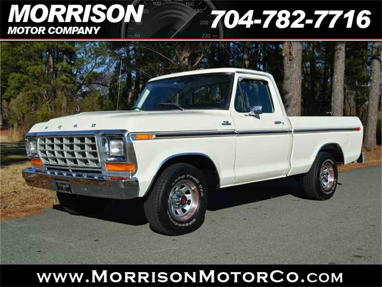 1979 Ford F100 For Sale