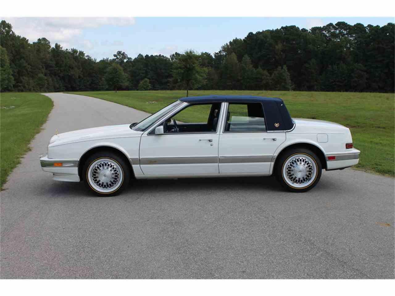 1991 Cadillac Seville STS Sedan for Sale   ClassicCars.com ...