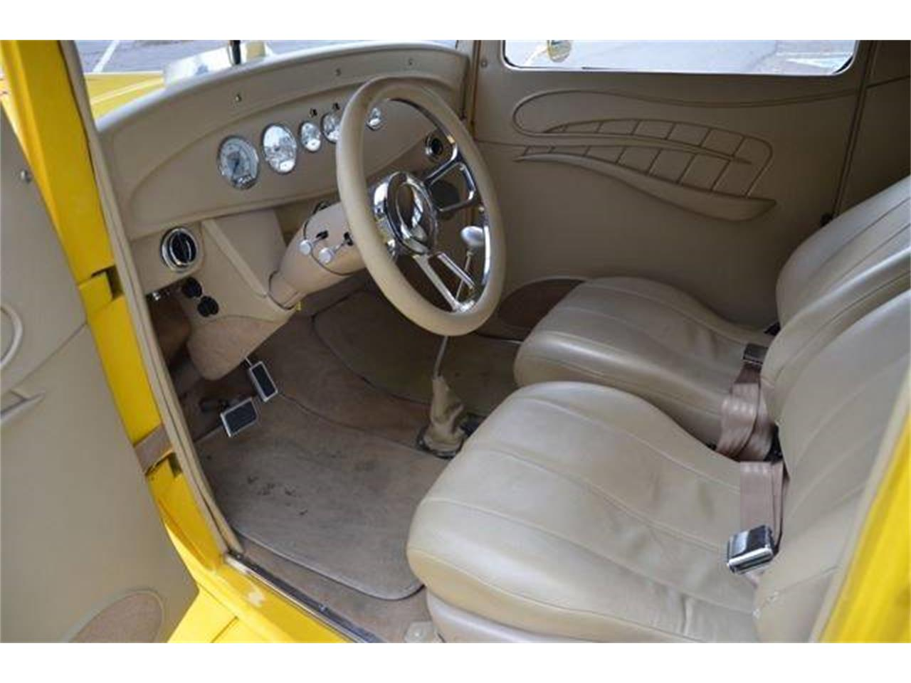 Large Picture of '32 Sedan - MS5U