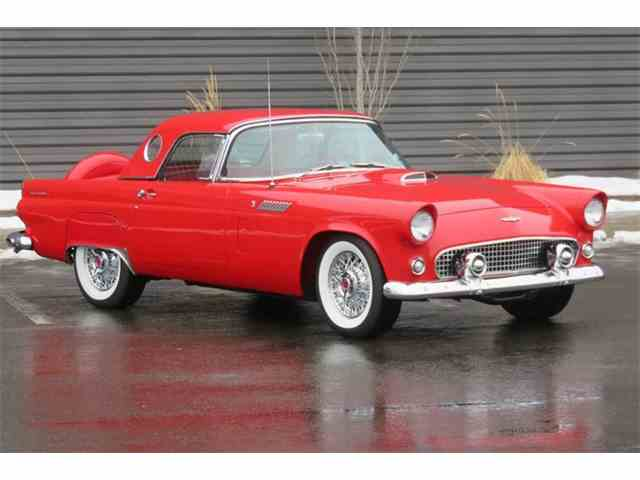Picture of '56 Thunderbird - MS60