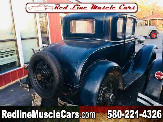 Picture of '31 Model A - MS63