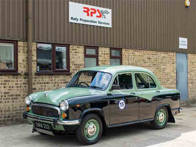 Picture of '58 Morris Oxford located in Oxfordshire - $35,500.00 Offered by  - MS6S
