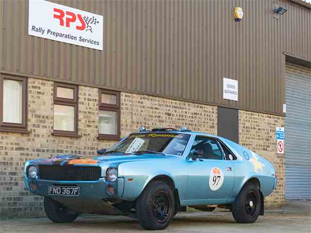 Picture of '68 AMC AMX - $142,000.00 Offered by  - MS6W