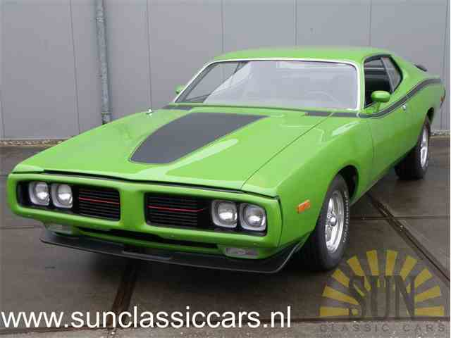 Picture of '73 Charger - MS6Z