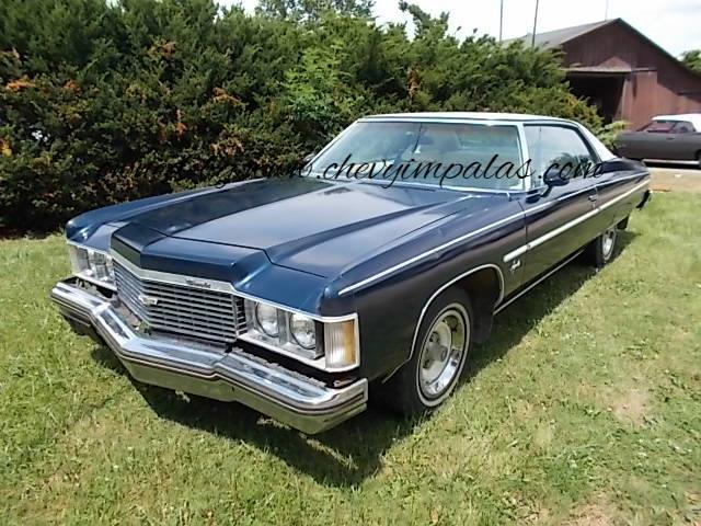 Picture of '74 Impala - MS73