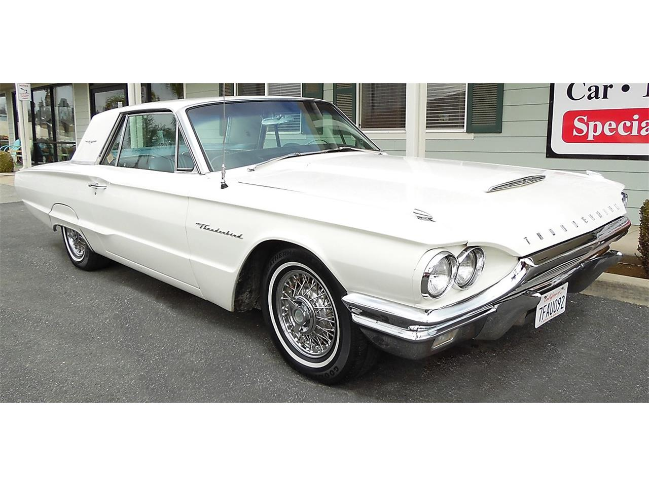 Large Picture of '64 Ford Thunderbird - MS7L
