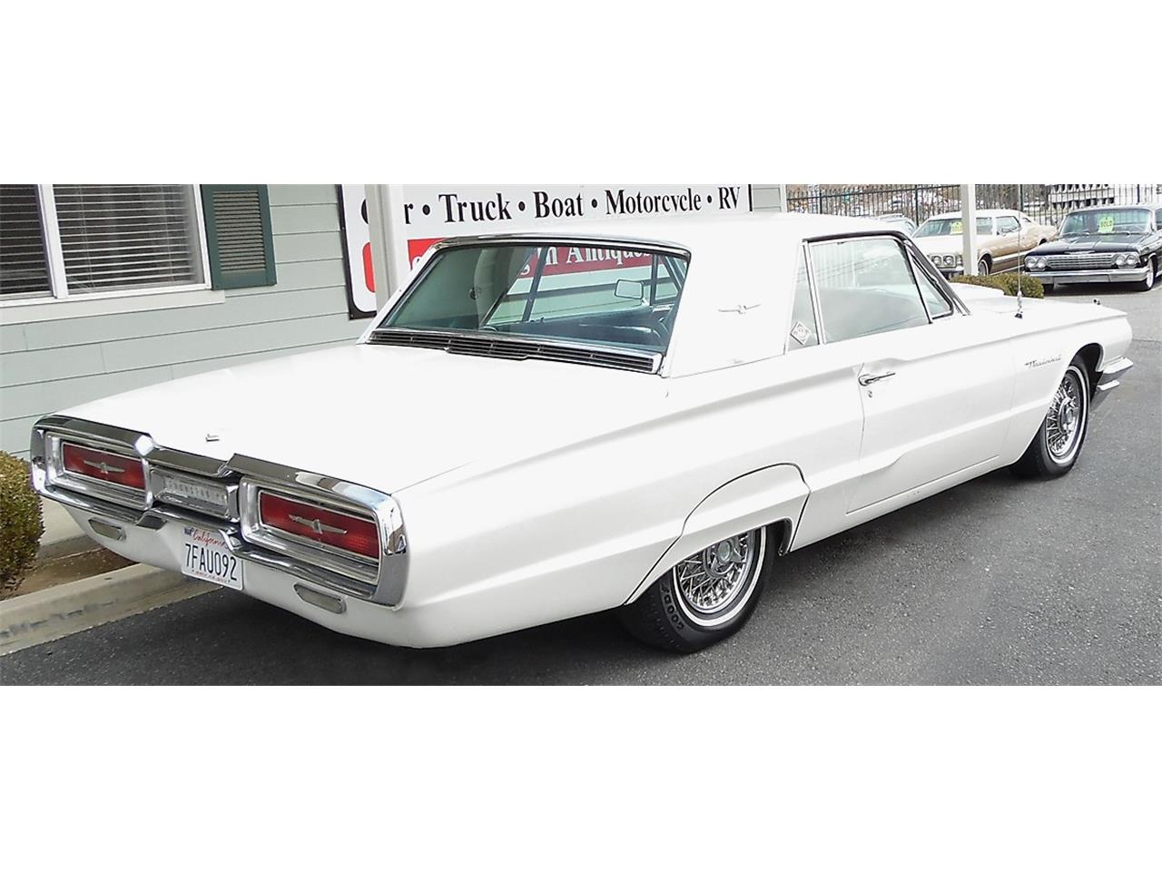 Large Picture of 1964 Ford Thunderbird located in Redlands California - MS7L