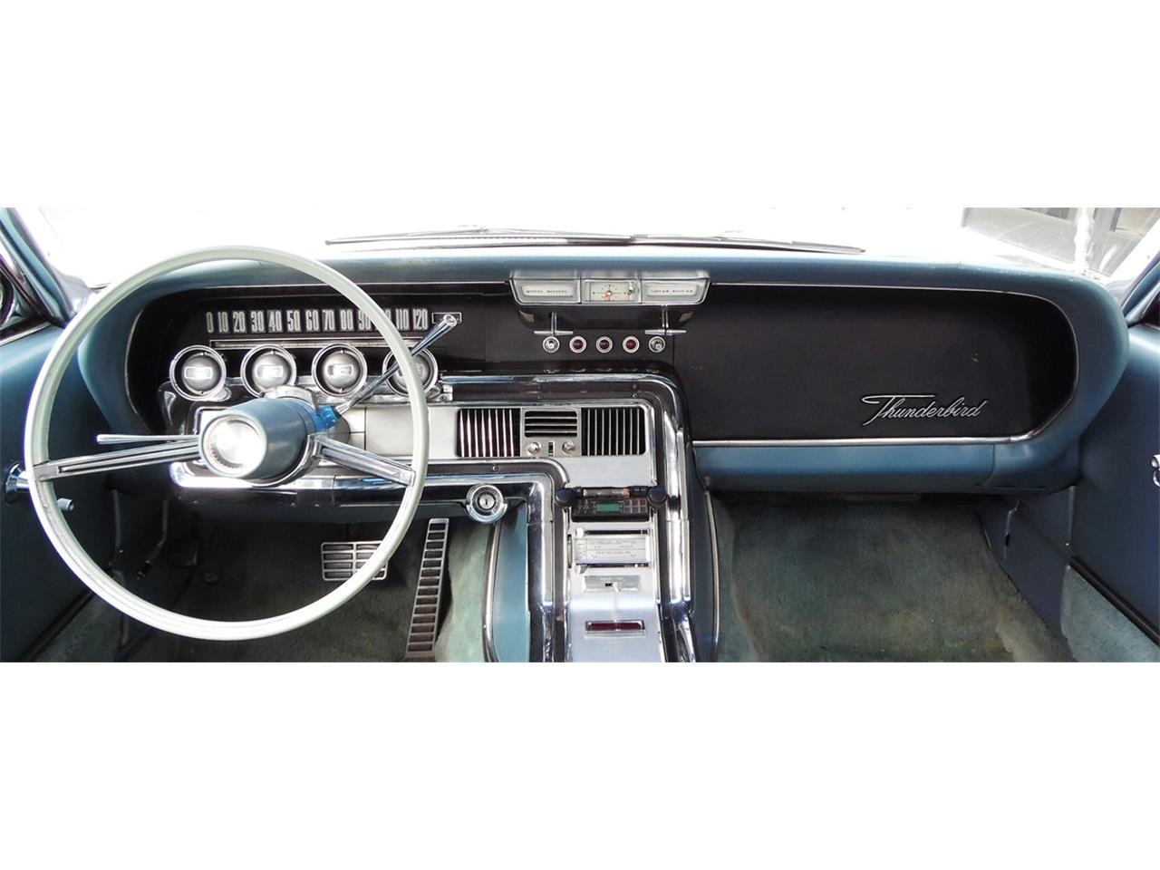 Large Picture of 1964 Ford Thunderbird located in Redlands California Offered by Play Toys Classic Cars - MS7L