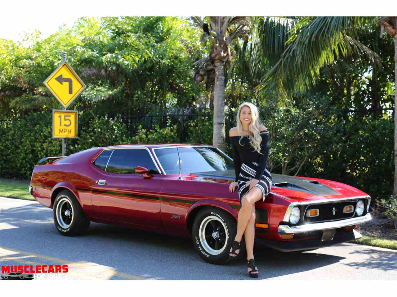 1971 ford mustang for sale cc 1062995. Black Bedroom Furniture Sets. Home Design Ideas