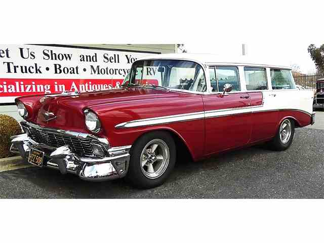 Picture of '56 Bel Air Wagon - MS7X