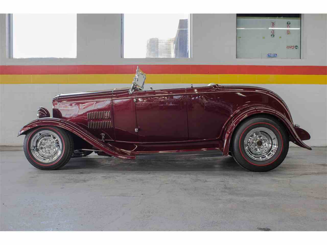 Large Picture of '32 Hot Rod - $139,995.00 Offered by John Scotti Classic Cars - MSAV