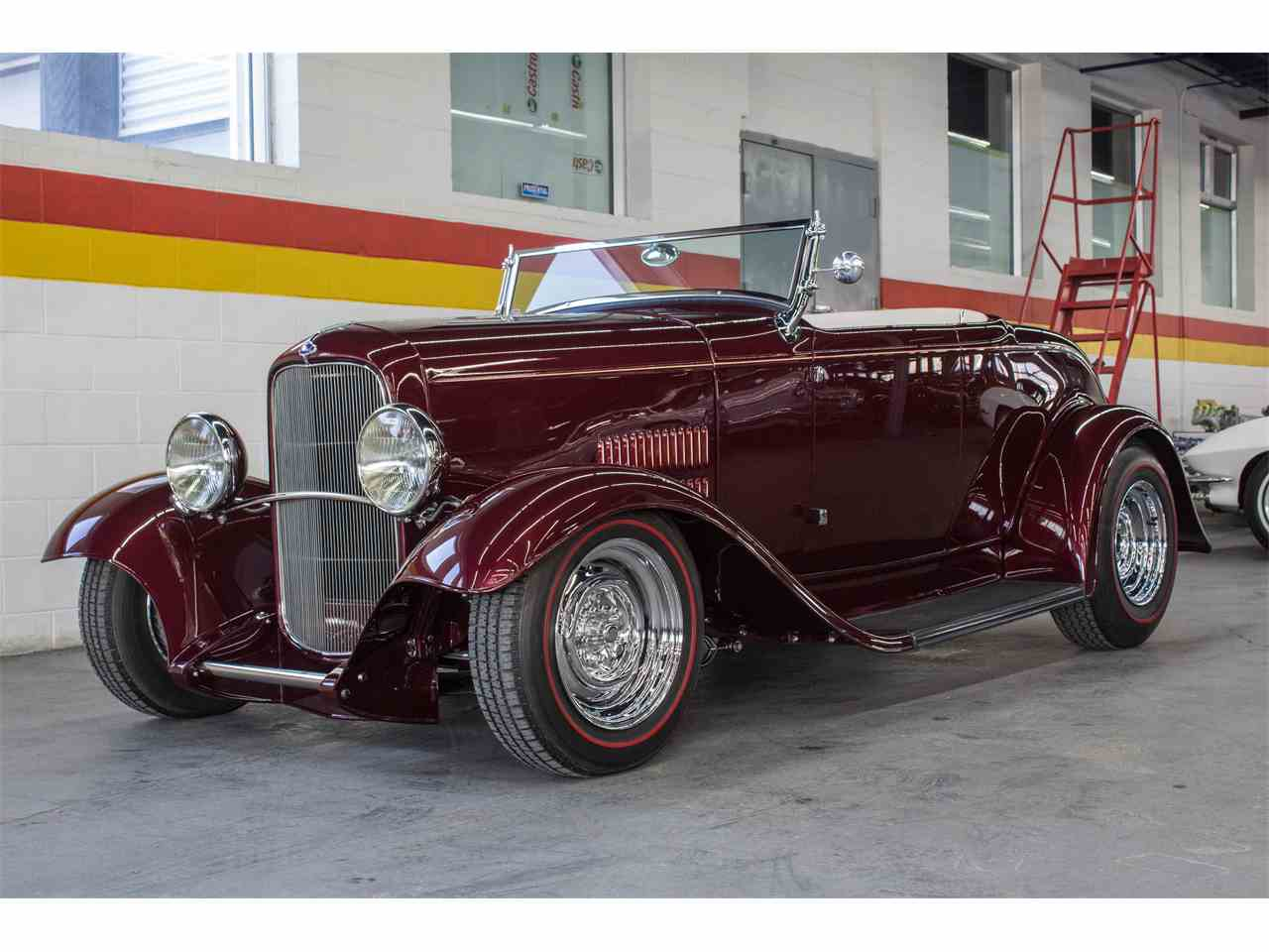 Large Picture of '32 Hot Rod located in Quebec - $139,995.00 Offered by John Scotti Classic Cars - MSAV