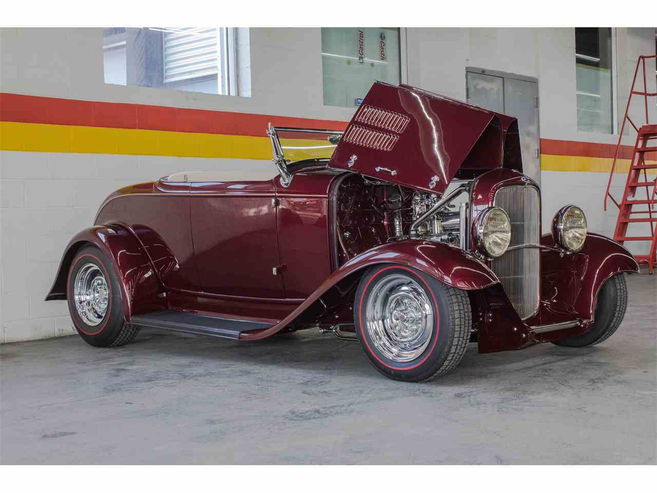 Large Picture of Classic '32 Hot Rod located in Quebec - $139,995.00 Offered by John Scotti Classic Cars - MSAV