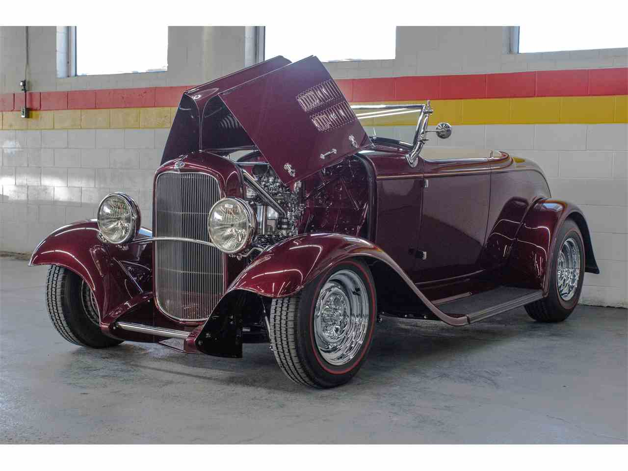 Large Picture of Classic '32 Hot Rod located in MONTREAL Quebec - MSAV