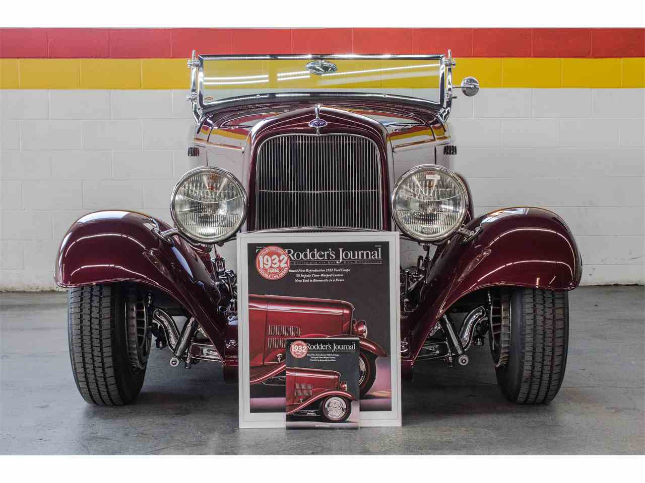 Large Picture of Classic '32 Hot Rod - $139,995.00 - MSAV