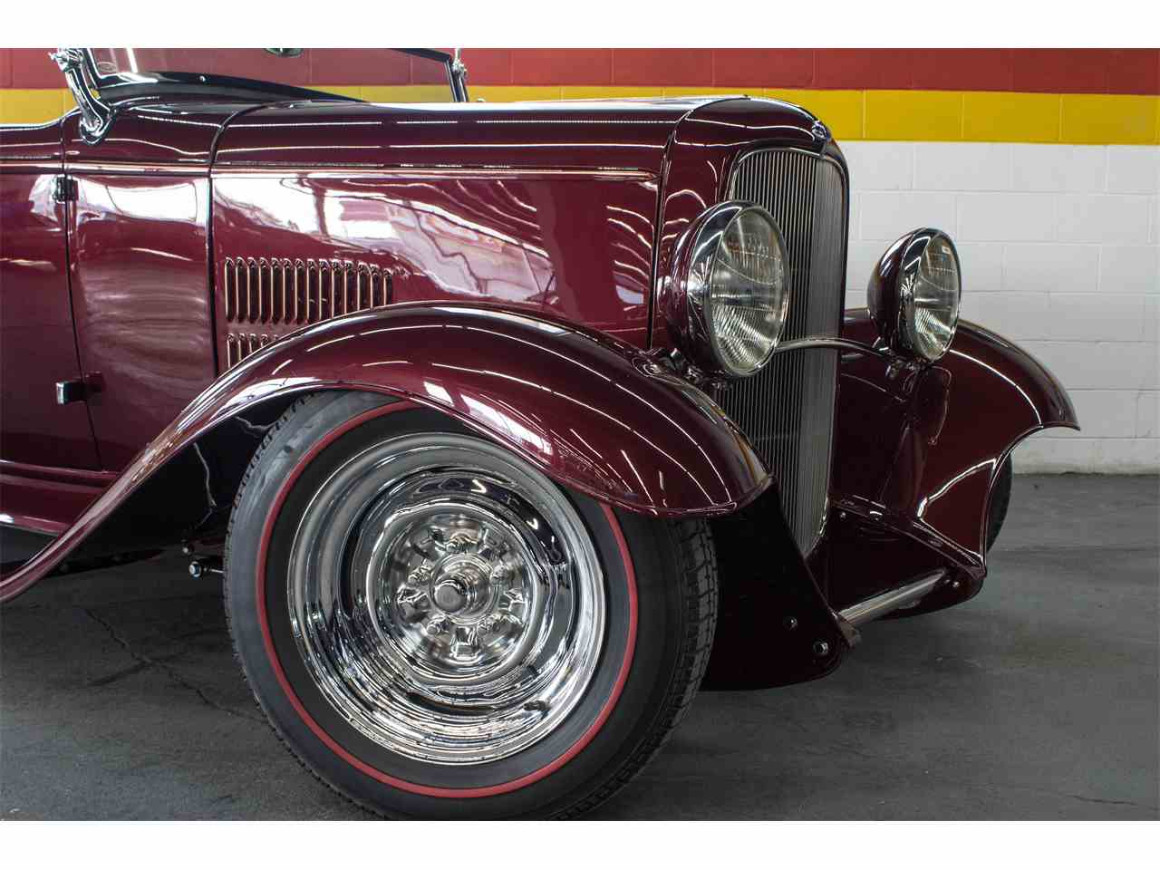 Large Picture of Classic 1932 Hot Rod - $139,995.00 Offered by John Scotti Classic Cars - MSAV
