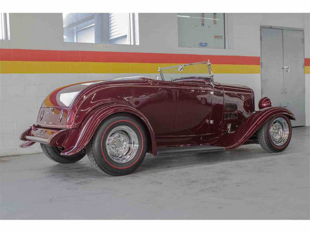 Large Picture of Classic '32 Hot Rod Offered by John Scotti Classic Cars - MSAV