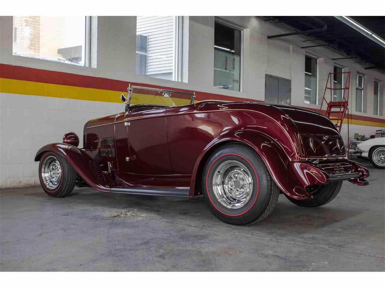 Large Picture of 1932 Ford Hot Rod located in Quebec - $139,995.00 Offered by John Scotti Classic Cars - MSAV
