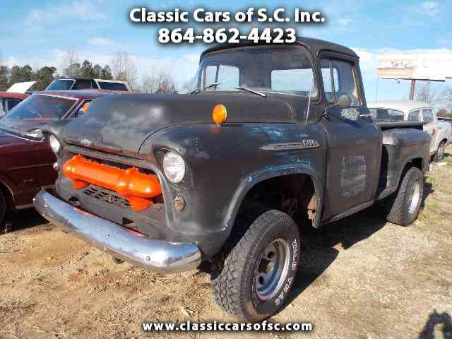 Picture of '56 1/2 Ton Pickup Offered by Classic Cars of South Carolina - MSBA