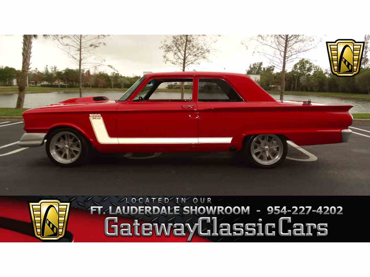 1963 Ford Fairlane for Sale | ClassicCars.com | CC-1063127