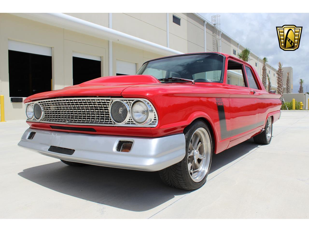 Large Picture of Classic 1963 Ford Fairlane located in Florida Offered by Gateway Classic Cars - Fort Lauderdale - MSBB