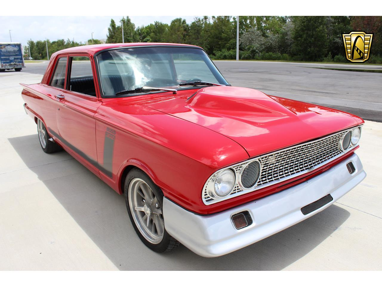 Large Picture of Classic 1963 Ford Fairlane located in Coral Springs Florida - $27,595.00 Offered by Gateway Classic Cars - Fort Lauderdale - MSBB