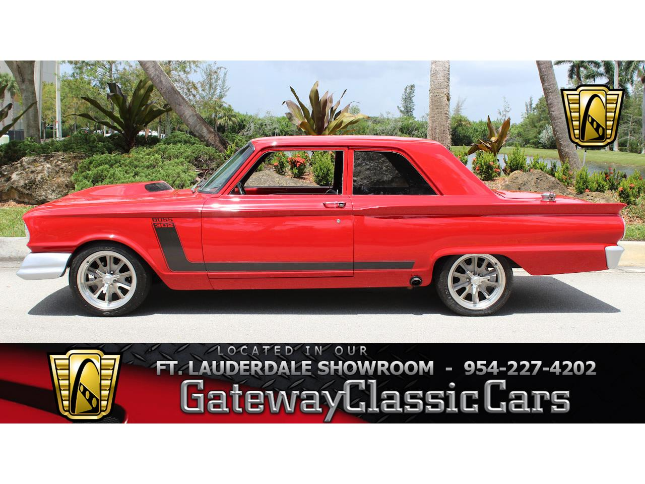 Large Picture of '63 Fairlane Offered by Gateway Classic Cars - Fort Lauderdale - MSBB