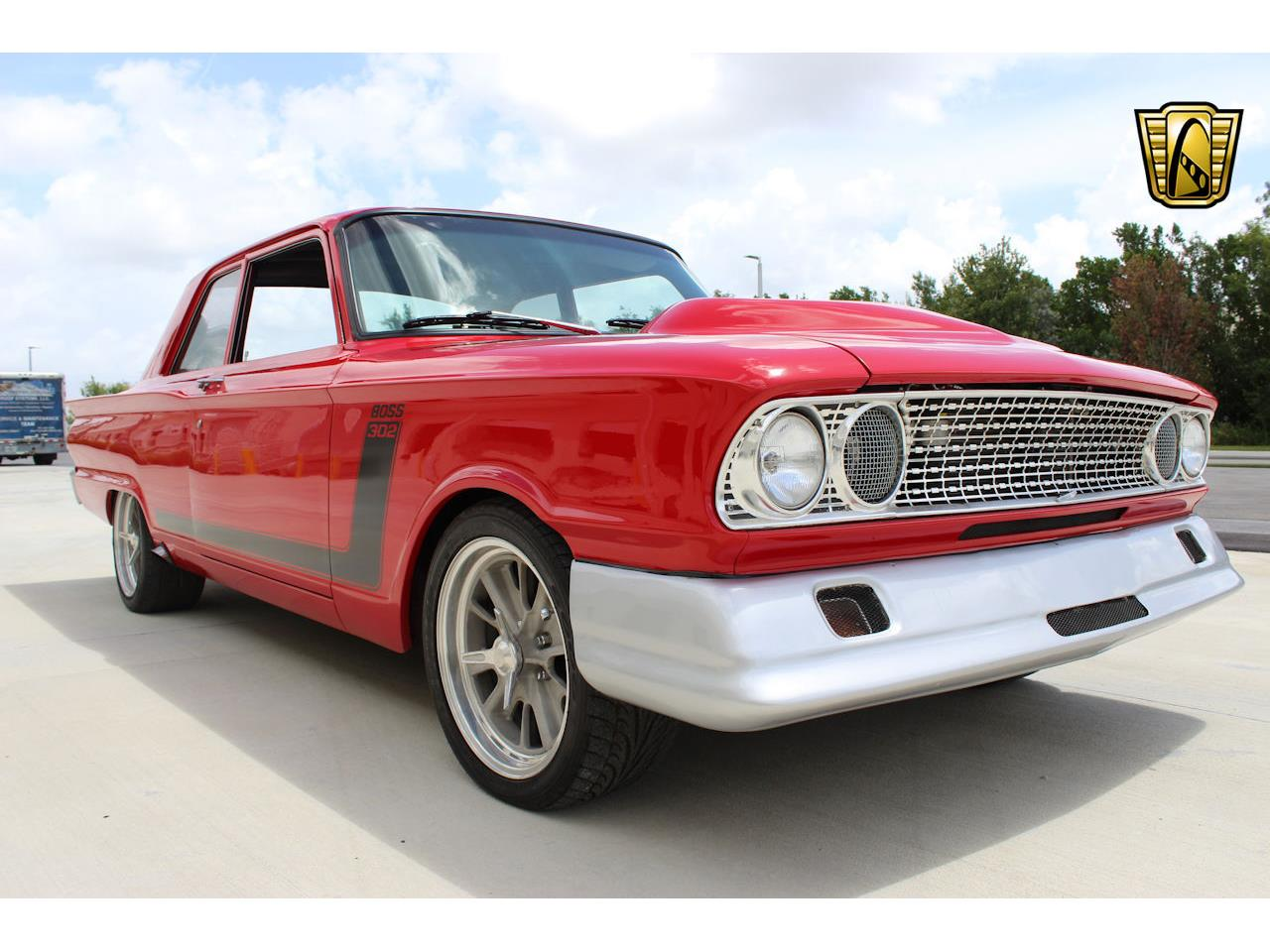 Large Picture of 1963 Ford Fairlane located in Coral Springs Florida - $27,595.00 - MSBB
