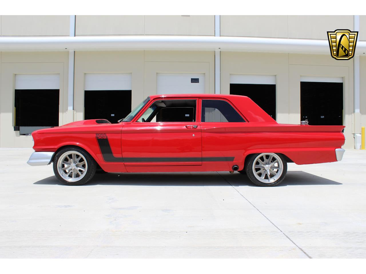 Large Picture of Classic '63 Fairlane - $27,595.00 Offered by Gateway Classic Cars - Fort Lauderdale - MSBB