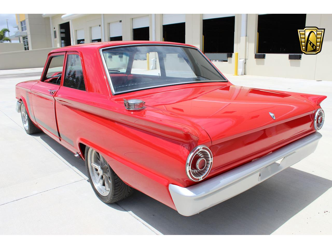 Large Picture of Classic '63 Ford Fairlane located in Coral Springs Florida - $27,595.00 - MSBB