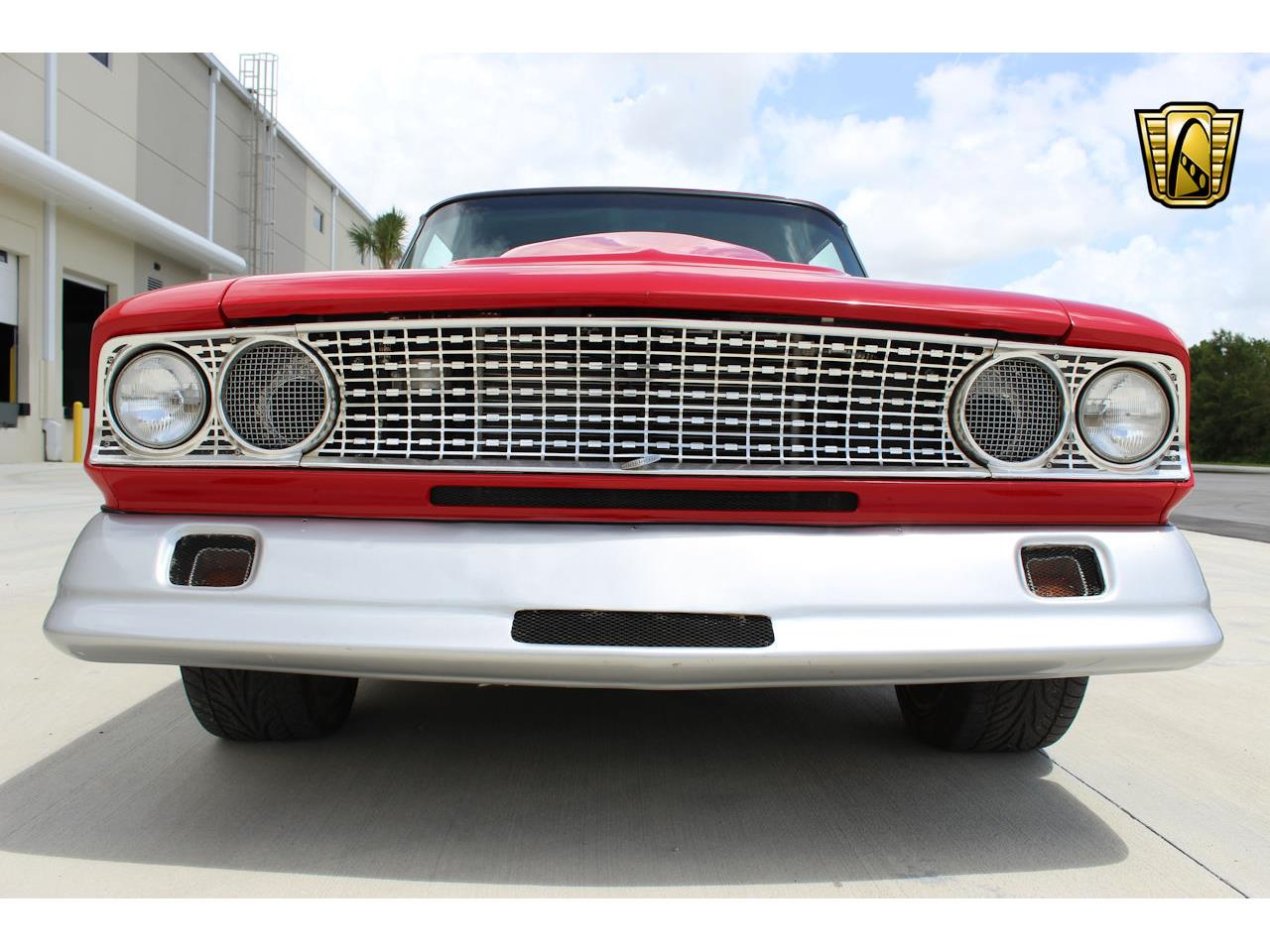 Large Picture of Classic 1963 Ford Fairlane Offered by Gateway Classic Cars - Fort Lauderdale - MSBB