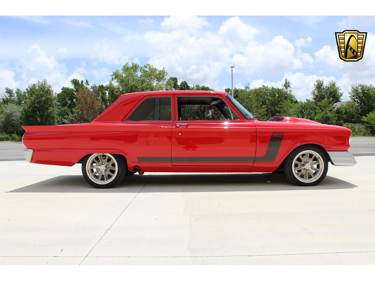 Large Picture of Classic 1963 Fairlane Offered by Gateway Classic Cars - Fort Lauderdale - MSBB
