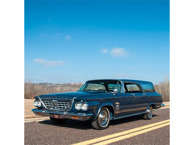 Picture of '63 New Yorker - MSBJ