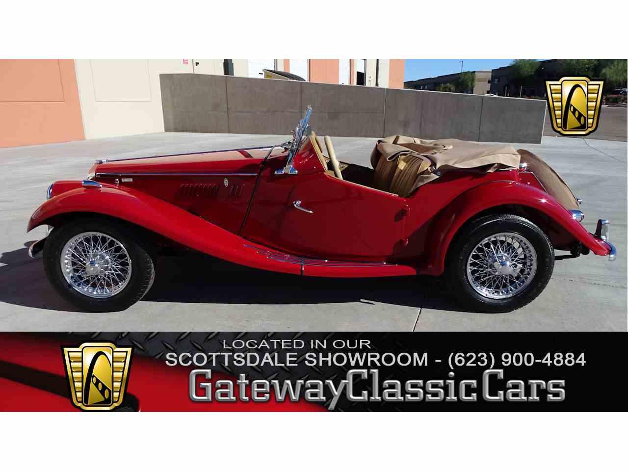 1955 MG TF for Sale | ClassicCars.com | CC-1063142