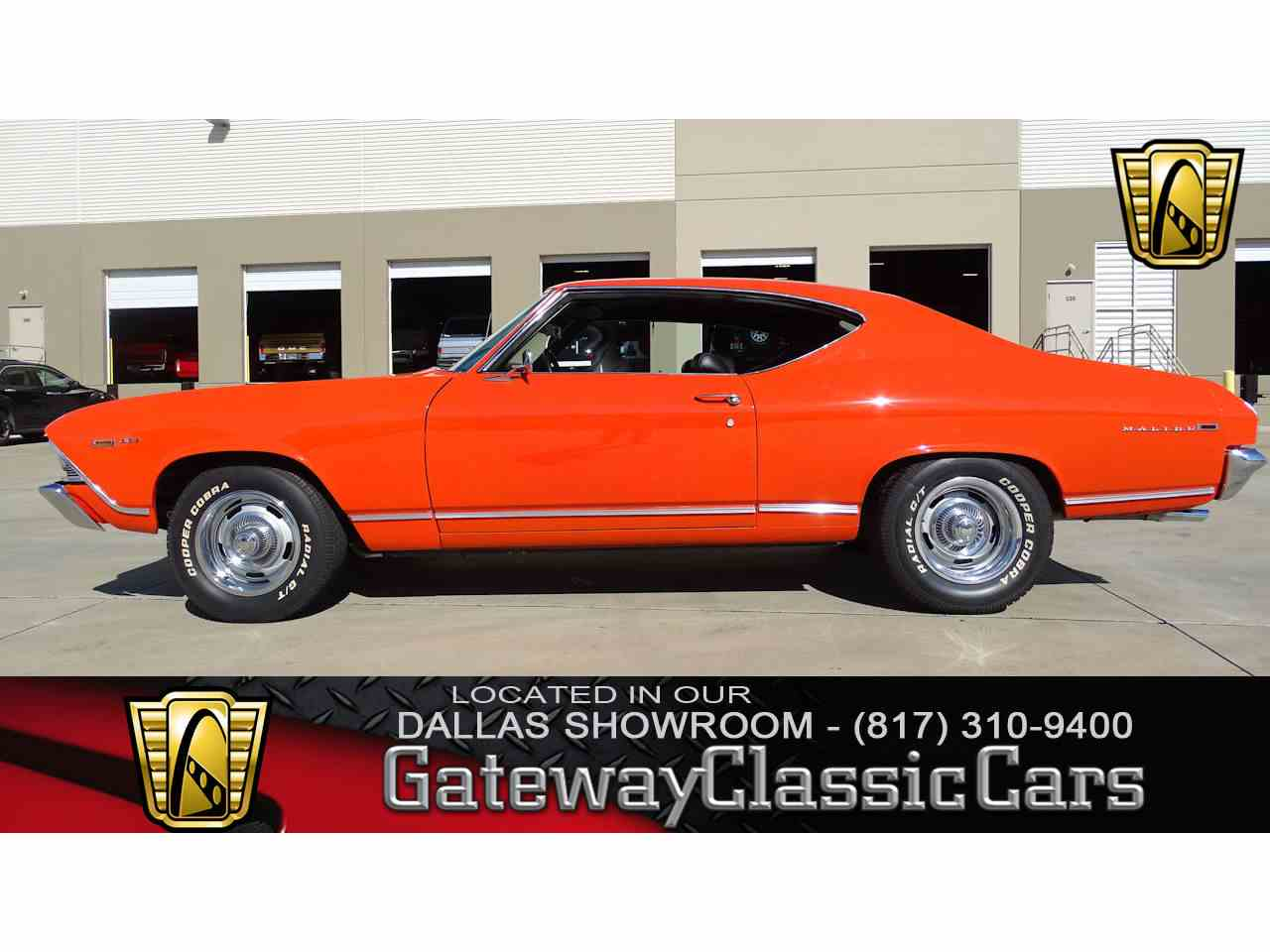 1969 Chevrolet Malibu for Sale | ClassicCars.com | CC-1063158
