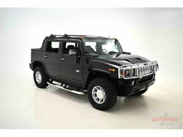 Picture of 2006 Hummer H2 - $38,790.00 Offered by  - MSCB