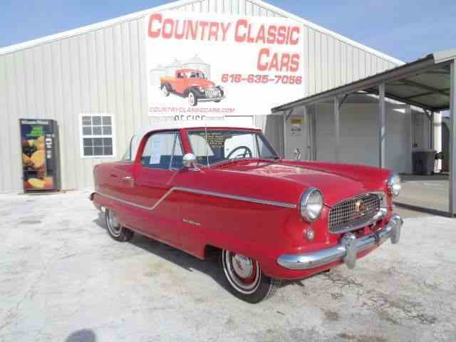 Picture of 1959 Metropolitan - $10,550.00 Offered by Country Classic Cars - MSCT