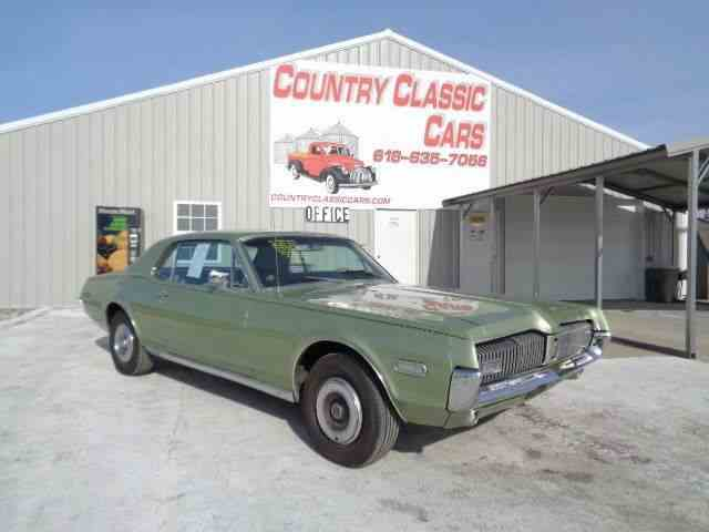 Picture of '68 Cougar - MSCU