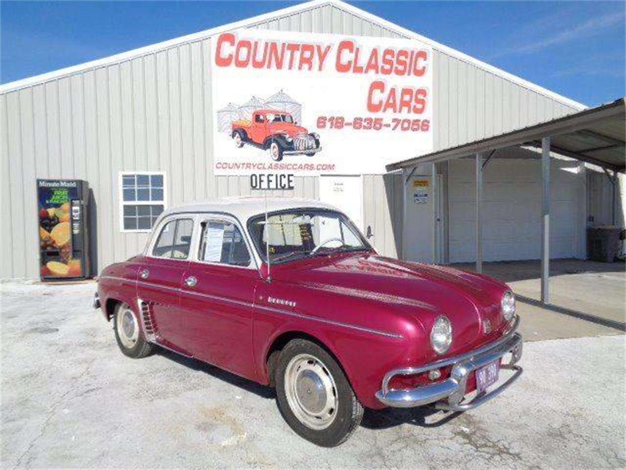 Large Picture of '64 Dauphine - MSCV
