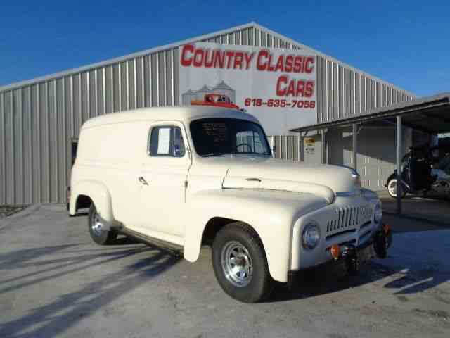 Picture of Classic '52 Panel Truck located in Staunton Illinois - $9,750.00 Offered by  - MSCW