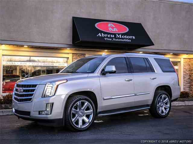 Picture of '15 Escalade - MSDR