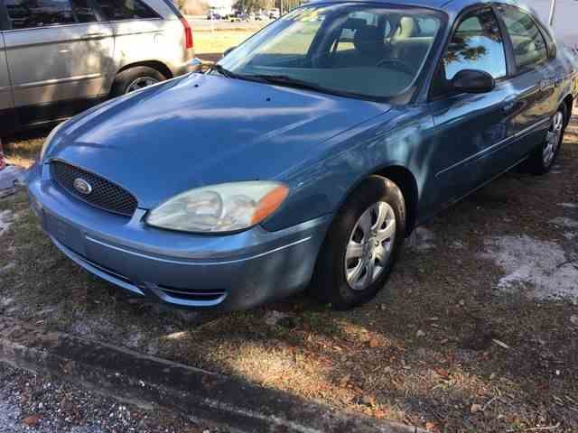 Picture of '07 Taurus - MSDS