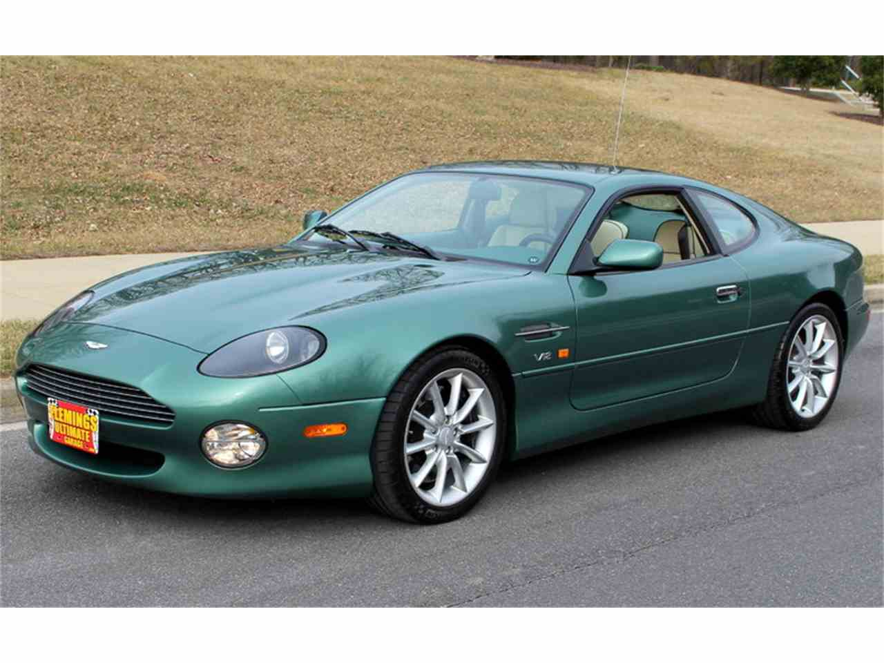 2000 Aston Martin DB7 for Sale | ClicCars.com | CC-1060323