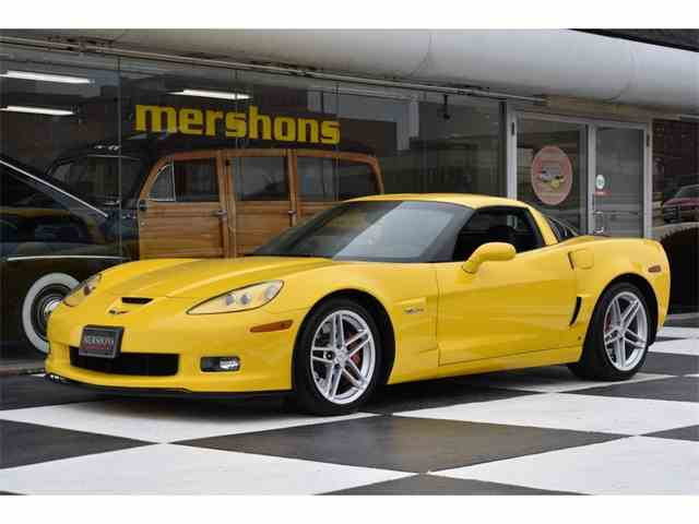 Picture of '08 Corvette Z06 - MSEA