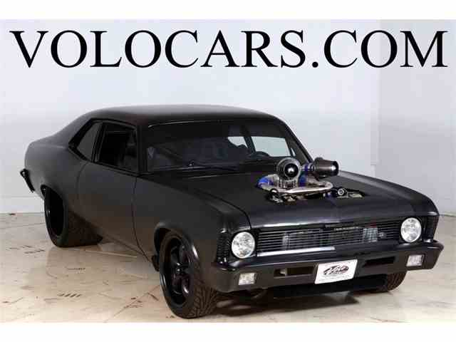 Picture of Classic 1970 Nova located in Illinois - $36,998.00 Offered by Volo Auto Museum - MQ5G