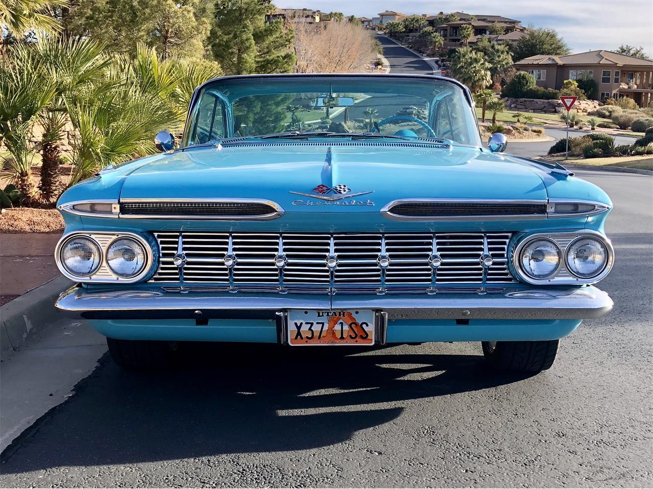 1959 chevrolet impala for sale cc 1063295. Black Bedroom Furniture Sets. Home Design Ideas