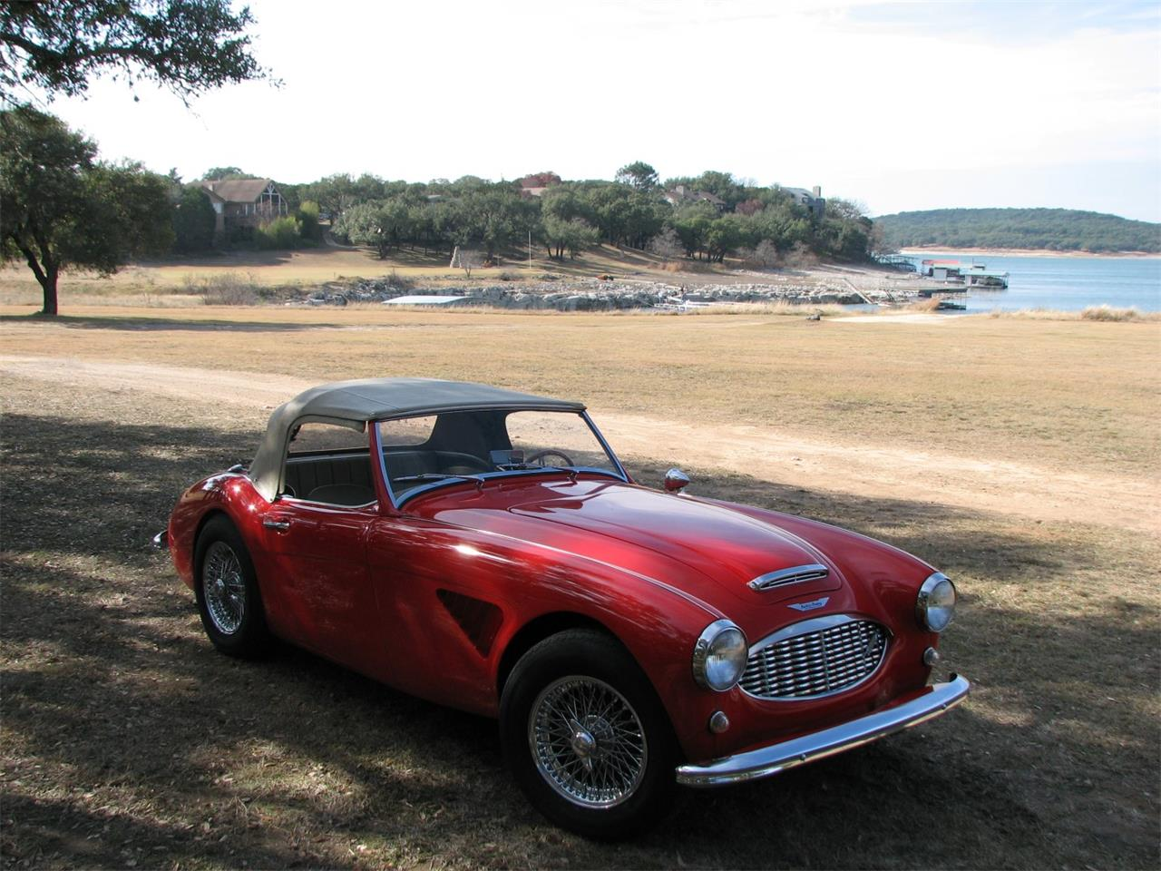Large Picture of '60 Austin-Healey 3000 - $78,900.00 Offered by a Private Seller - MSG9
