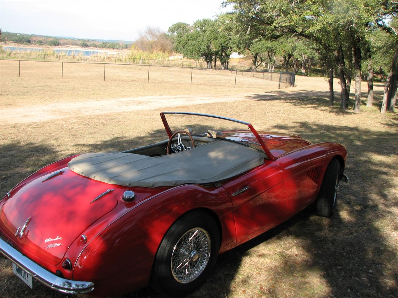 Large Picture of '60 Austin-Healey 3000 - $78,900.00 - MSG9