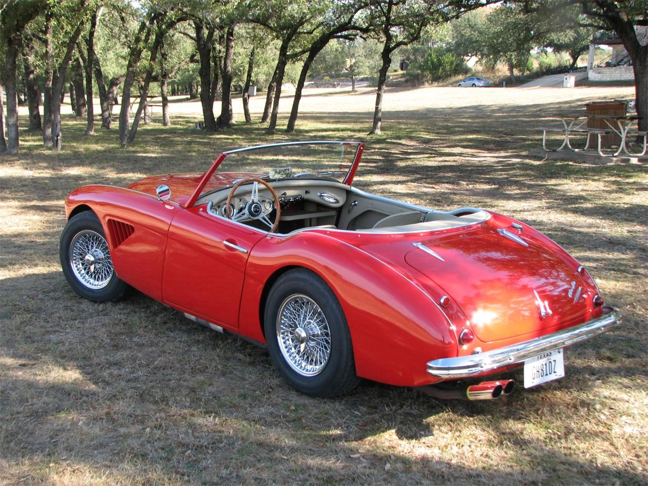 Large Picture of Classic 1960 Austin-Healey 3000 Offered by a Private Seller - MSG9