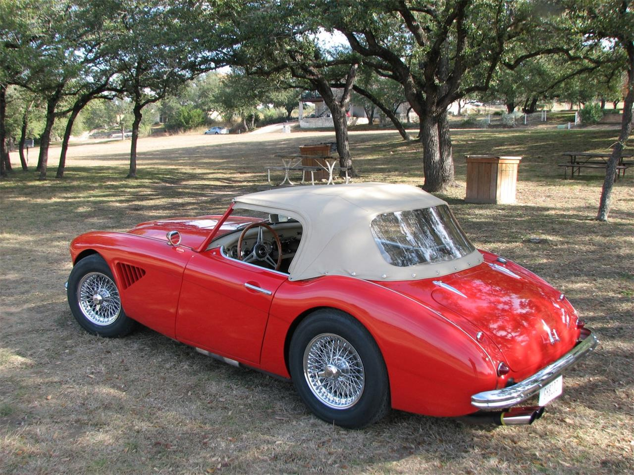 Large Picture of '60 Austin-Healey 3000 located in Texas - $78,900.00 - MSG9